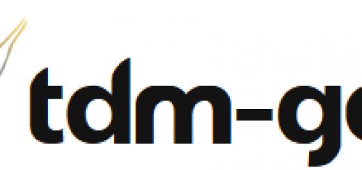 tdmgcc1